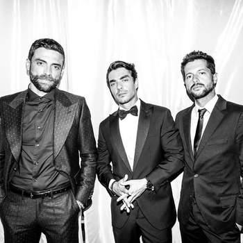 Diogo Amaral, José Mata e Afonso Pimentel | Foto IG @diogoamaral.oficial