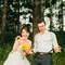 Oryginalny pomysł na zdjęcie ślubne