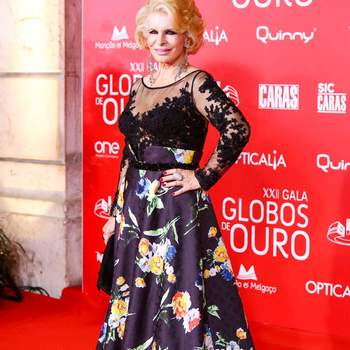 Lili Caneças | Créditos: Nuno Pinto Fernandes © GLOBAL IMAGENS