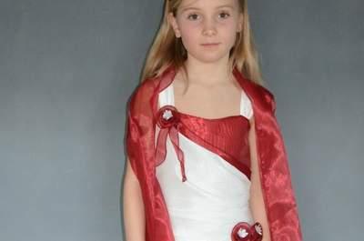 Robes de couleur pour les demoiselles d'honneur du cortège