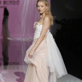 Raimon Bundó. Credits: Barcelona Bridal Fashion Week