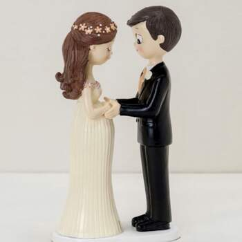 Cake Topper Mariée Enceinte - The Wedding Shop !