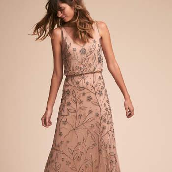 Arcata Dress. Credits: Bhldn