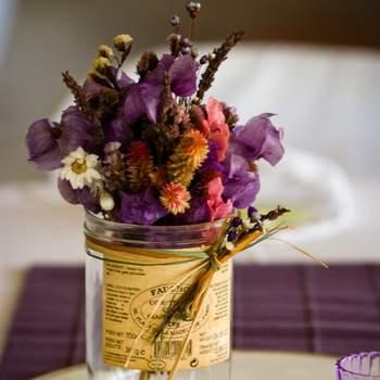 Acessórios para decoração do seu casamento.
