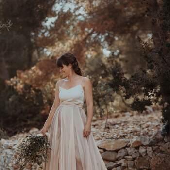 Laura van Rooij Bruidscouture   Foto: Letim Weddings