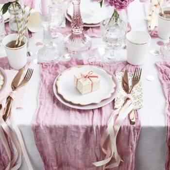Ruban Raphia Pêche 5mm - The Wedding Shop !