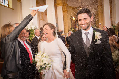 Vive tu boda al máximo. ¡Deja fluir tus sentimientos!