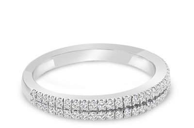 Ven y descubre la delicada colección de Platinum Guild International para anillos de bodas o compromiso! (I parte)
