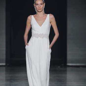 Créditos: Rosa Clará   Barcelona Bridal Fashion Week