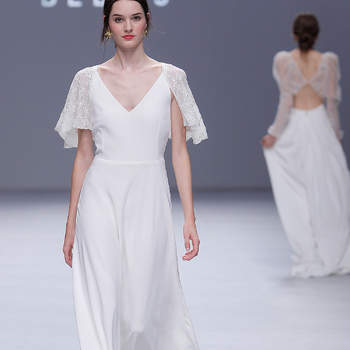 Beba's Closet. Créditos: Barcelona Bridal Fashion Week