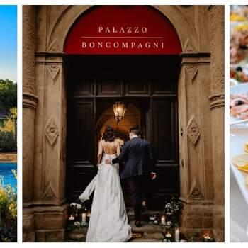 Best Wedding Locations for Couples in Italy Header Image Zankyou Weddings UK