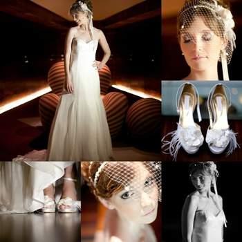 Vestido de noiva Carol Hungria. Foto: Anderson Marcello.