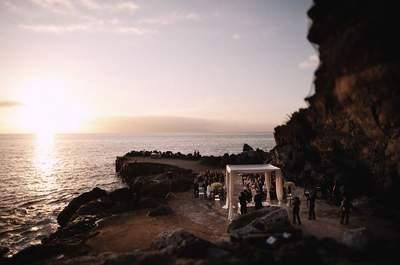 Destination Wedding  auf Teneriffa – Mediterranes Flair am Hochzeitstag!