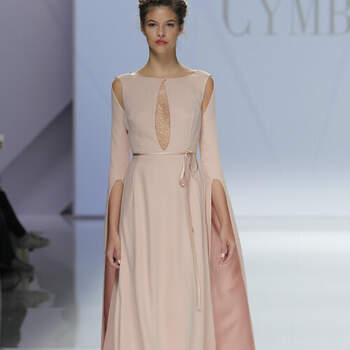 Cymbeline. Crédito: Barcelona Bridal Fashion Week