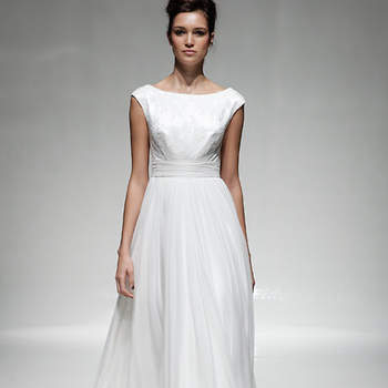 Dress by Sadoni. Image: Christopher Dadey at White Gallery 2014