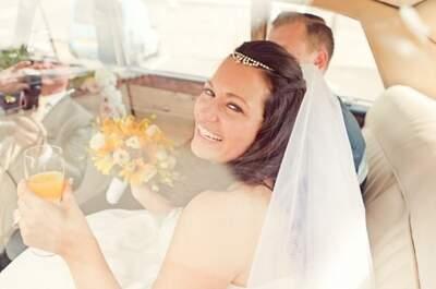 #MartesDeBodas: Todo sobre el estilo de una novia divertida y trendy