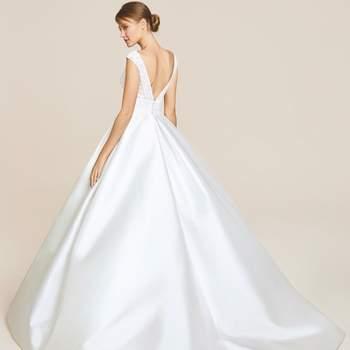 Robe de mariée Jesus Peiro - Modèle 922