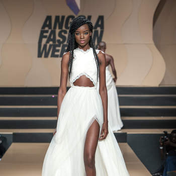 Créditos: Angola Fashion Week