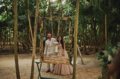 Organiza una boda con estilo y ¡sin gastar tanto! Descubre cómo lograrlo