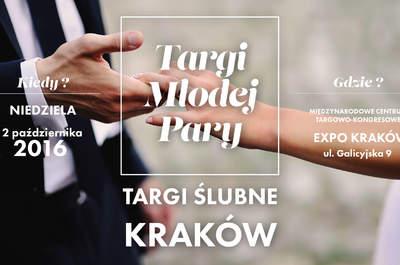 Już w październiku - Targi Ślubne w Krakowie!