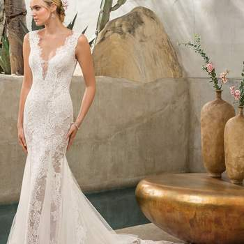 Créditos: Style 2306 Savannah, Casablanca Bridal
