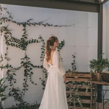 Vestido Isabel. Foto: Alejandra Godia