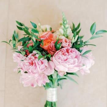 Buquê de noiva rosa espetacular. Escolha o seu favorito!