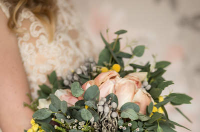 Oprawa florystyczna ślubu i wesela 2017! Poznaj trendy dekoracji kwiatami!