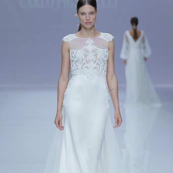 Carlo Pignatelli. Credits: Barcelona Bridal Fashion Week