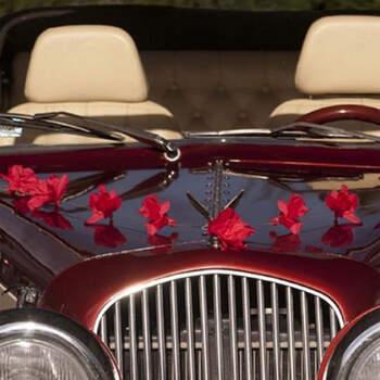 Guirnalda de rosas rojas 3 unidades- Compra en The Wedding Shop