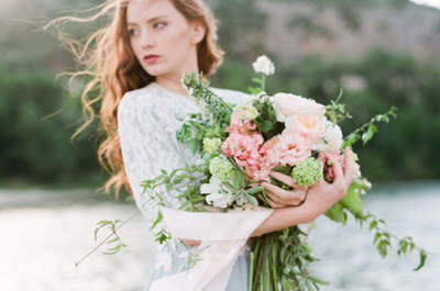 Los mejores ramos de novia de la temporada. ¡Llegó la hora de imponer color con los estilos más hermosos!