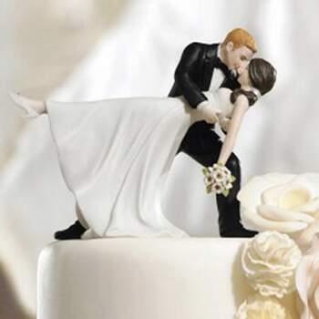 Cake Topper Danse Romantique - The Wedding Shop !