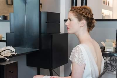 Des cheveux parfaits pour votre mariage en 5 étapes