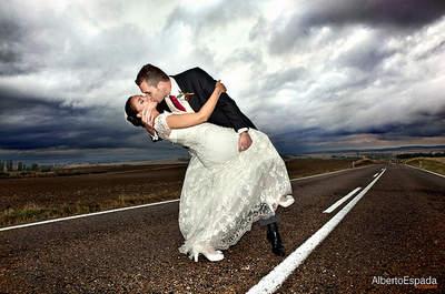 Concurso mejor fotografía de bodas 2012 España