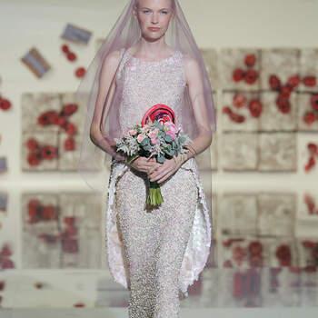 Crédito: Barcelona Bridal Fashion Week