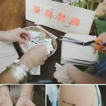 Des activités créatives pour laisser libre cours à l'imagination de vos invités.