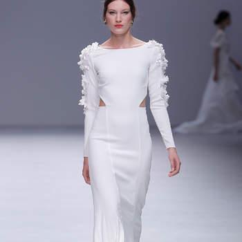 Beba's Closet. Credits: Barcelona Bridal Fashion Week