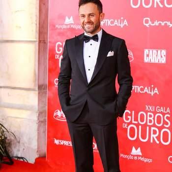 João Paulo Rodrigues vestido por Paulo Battista | Créditos: Nuno Pinto Fernandes © GLOBAL IMAGENS