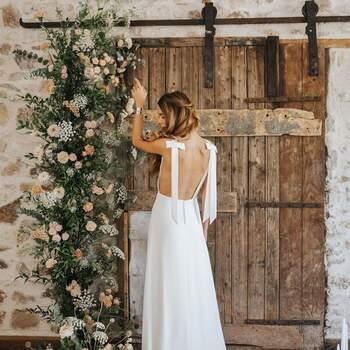 Photo : Mademoiselle Constellation Wedding Planner
