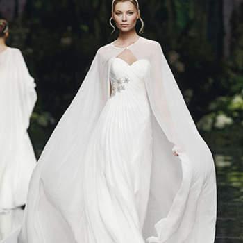 La casa de novias española Pronovias ha lanzado sus vestidos Otoño 2013. Míralos en esta galería. Fotos de Pronovias