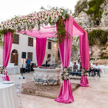 Photo :  Gazebo Imperial - P&R Wedding Event Planner