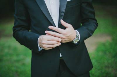 Facettenreiche Anzugmode für den Bräutigam: Je nach Geschmack und Stil verschieden!
