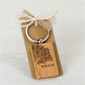 Porte clefs, arbre de la vie - The Wedding shop !