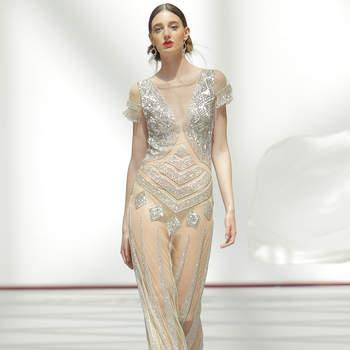 Carola Forconi. Créditos: Madrid Bridal Week