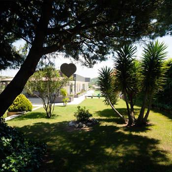 """Espaço especiais para celebrar o seu casamento: <a href=""""https://www.zankyou.pt/f/quinta-do-frade-eventos-2891/card/visit-web""""> Quinta do Frade</a> - Lisboa: Sobral de Monte Agraço"""