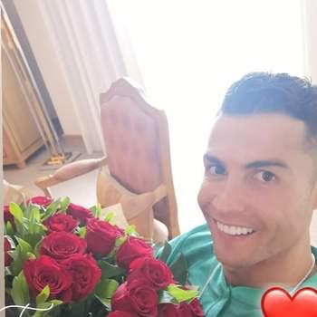 Ronaldo recebeu ramo de flores dos filhos no Dia do Pai | Foto Reprodução Instagram Stories @georginagio