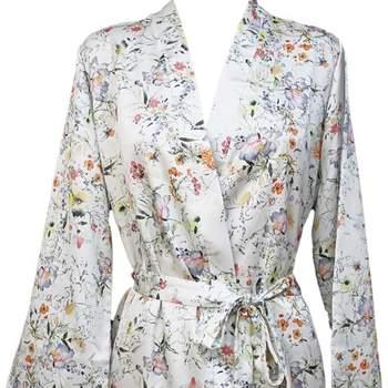 Armonia Robe floral da Dama de Copas