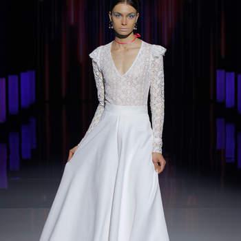 Marylise by Rembo Styling. Credits_ Barcelona Bridal Fashion Week(2)