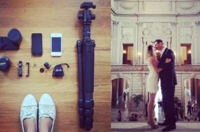 Zankyou on Instagram: 4 Tips for Using the Photo Sharing Tool for Your Wedding