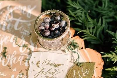 Лесная магия: как организовать свадьбу, вдохновленную зачарованным лесом?